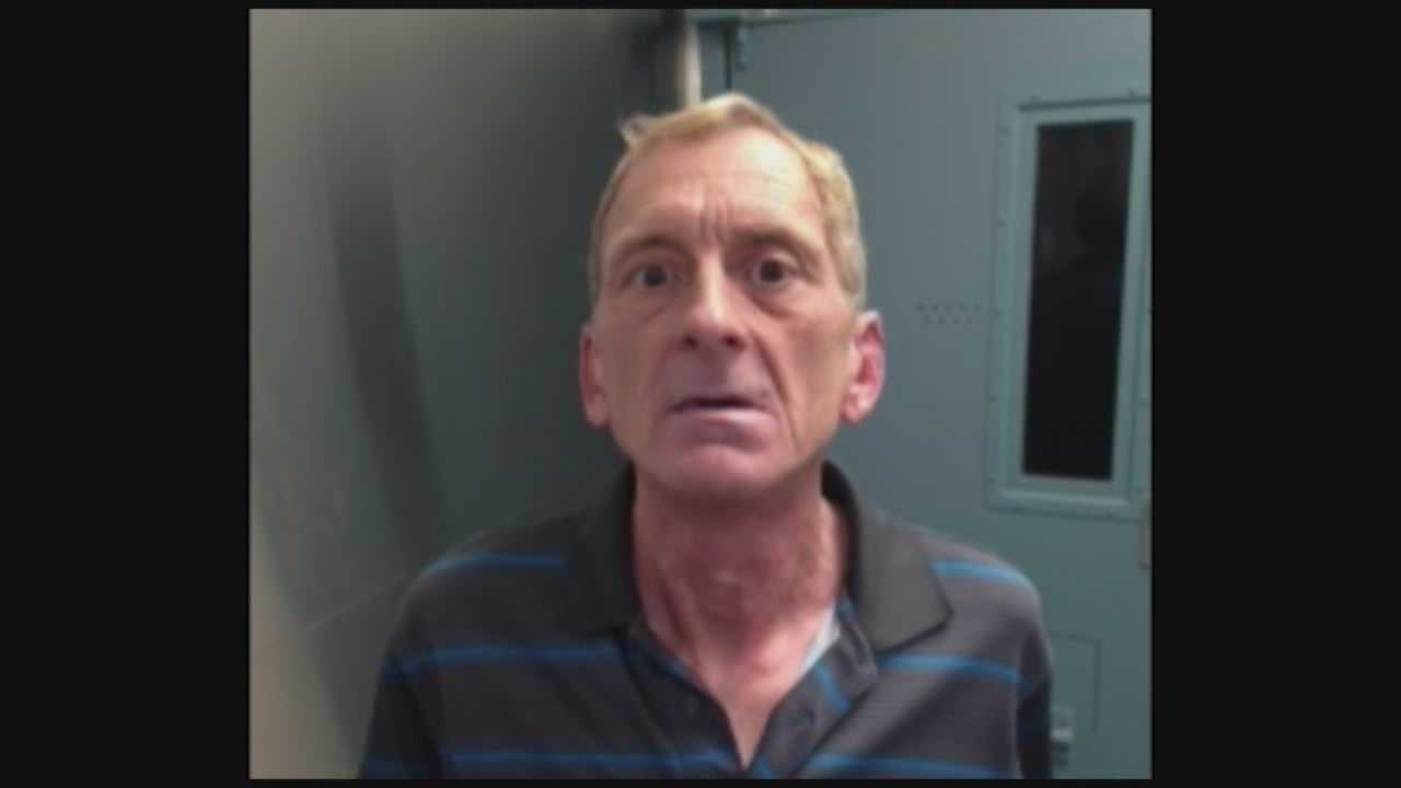 Cocoa police have arrested a man suspected of lying in wait for runaway boys and luring them with alcohol and marijuana.