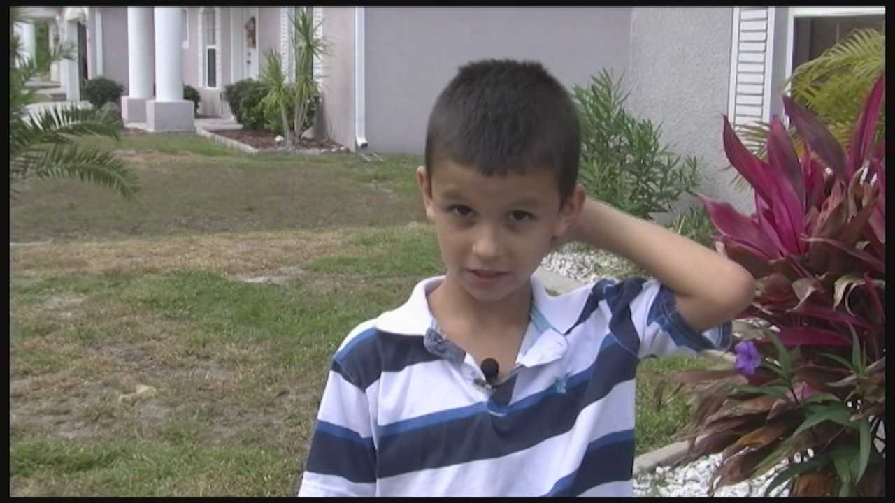 6-year-old acts quickly, saves friend from drowning