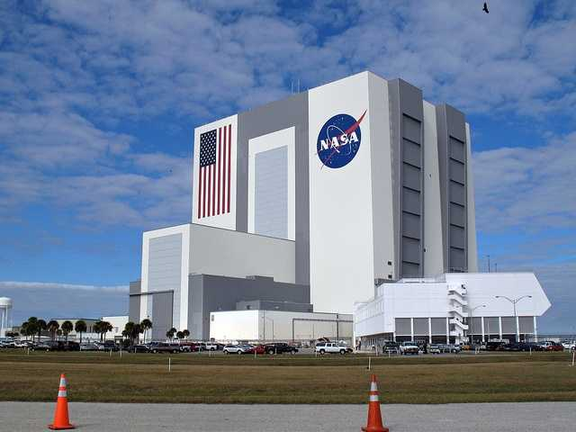 NASA's Vehicle Assembly Building