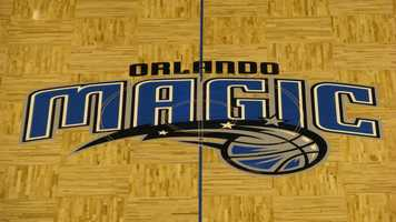 13. At half time of an Orlando Magic game, grab a drink at Amway's outdoor bar, One80 to get a skyline view of downtown Orlando.TIP: Go in the afternoon and take your kids by Stuff's Magic Castle.