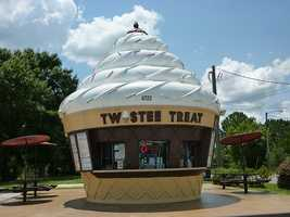 20. Visit Orlando My Way's No. 1 voted ice cream spot in Central Fla., Twistee Treat.TIP: If Twistee Treat isn't your style, see our list of the Top 5 Ice Cream spots in Central Florida.