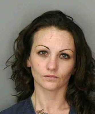 Danielle Gillette - Possess of Marijuana under 20 grams, Possess Drug Paraphernalia
