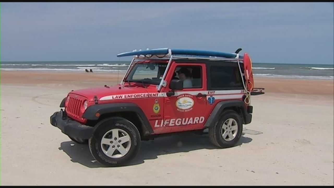 A man has died after being pulled from the ocean in Daytona Beach on Tuesday afternoon.