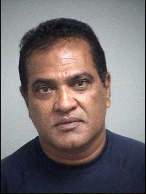 CHIRAGDIN, ZAINUL ALLY- DOMESTIC BATTERY SECOND OFFENSE