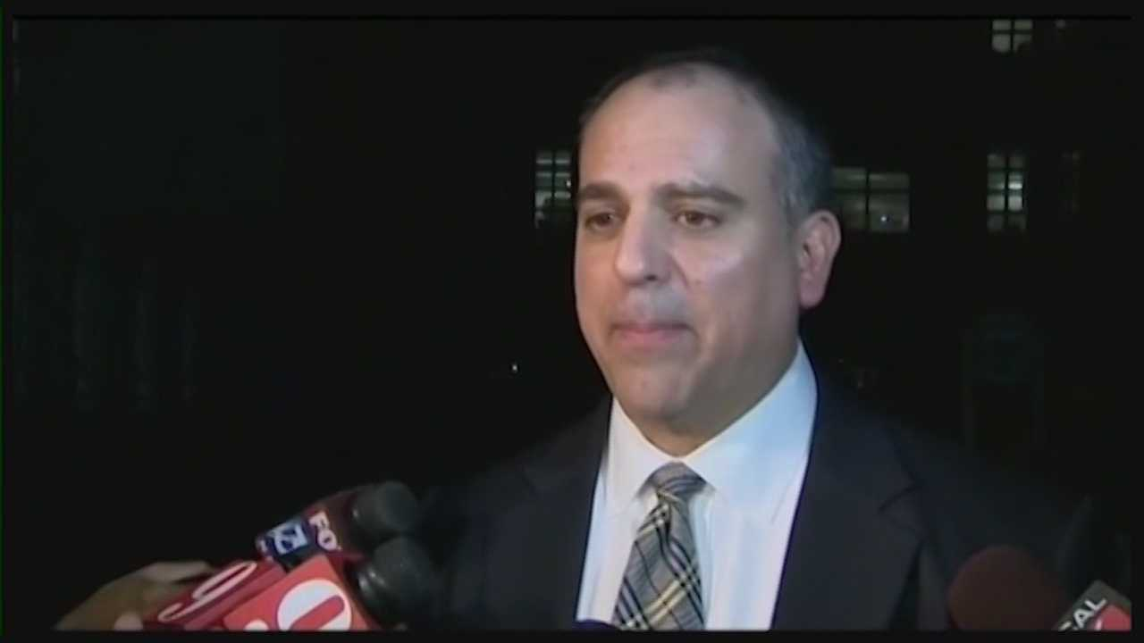 "Ken Lewis, the Orange-Osceola prosecutor who sparked controversy when a post on his Facebook page using the term ""crack hoe"" surfaced, will undergo sensitivity training and has been reassigned until an internal investigation is done, said the office's chief assistant and executive director, Richard Wallsh."