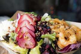 Shrimp Wrecked Salad