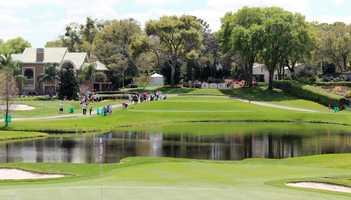 10. Be a spectator at the prestigious Arnold Palmer Invitational at Bay Hill. (March 16-22, 2015)TIP: MasterCard holders can save 10% when purchasing tickets for the 2015 edition.