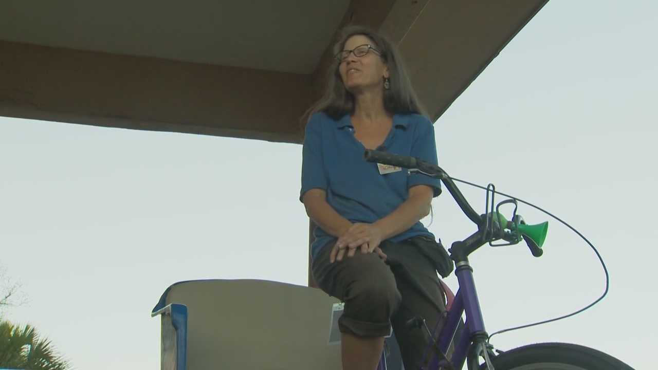City leaders brought up the proposed fees as a way to protect the public after a woman says she was raped by a pedicab operator following a race during the Daytona 500 weekend. The proposed annual fees would be used to run background checks and drug test pedicab drivers.