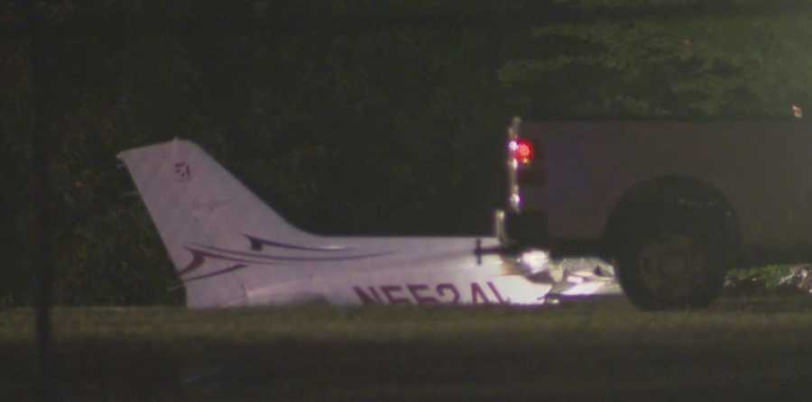 Two people are dead after a plane crashed at the Daytona Beach International Airport on Monday night, officials said. Read the story here.