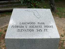 50: Lakewood Park - 24.2 percent