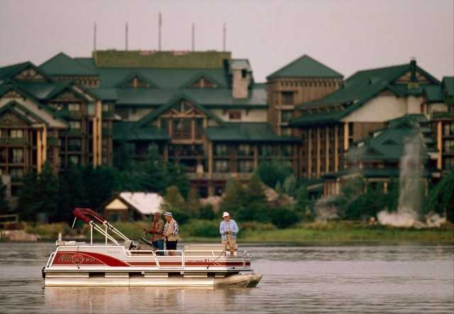 Cast a line: Fishing excursions led by bass guides are another idea for outdoor dads. Parties, of up to five people, can board a boat stocked with rods, reels, cold drinks and a camera to document those fish tales.