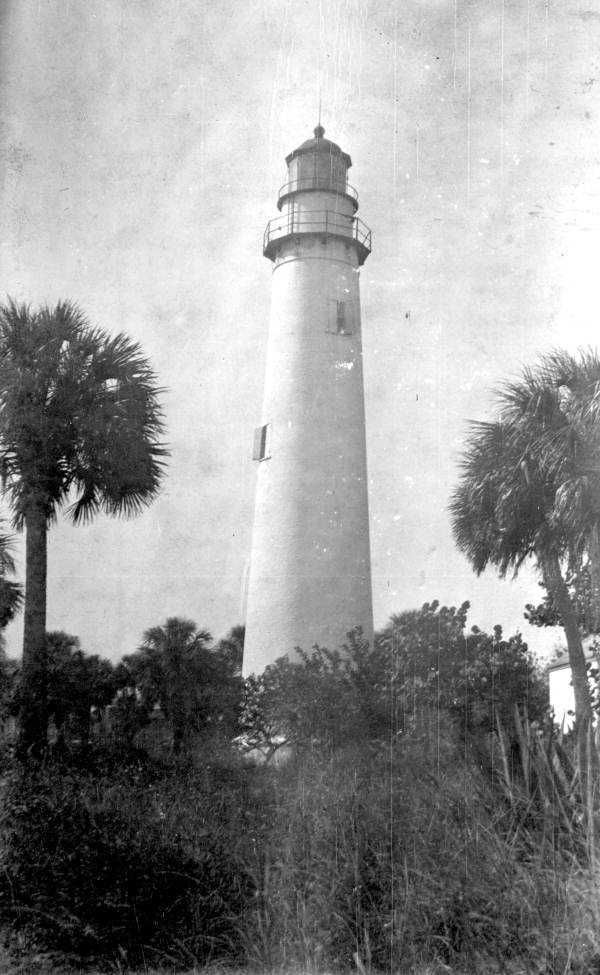 1913: Egmont Key, Tampa Bay