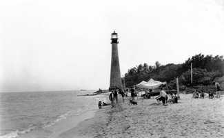 1926: Cape Florida, Key Biscayne