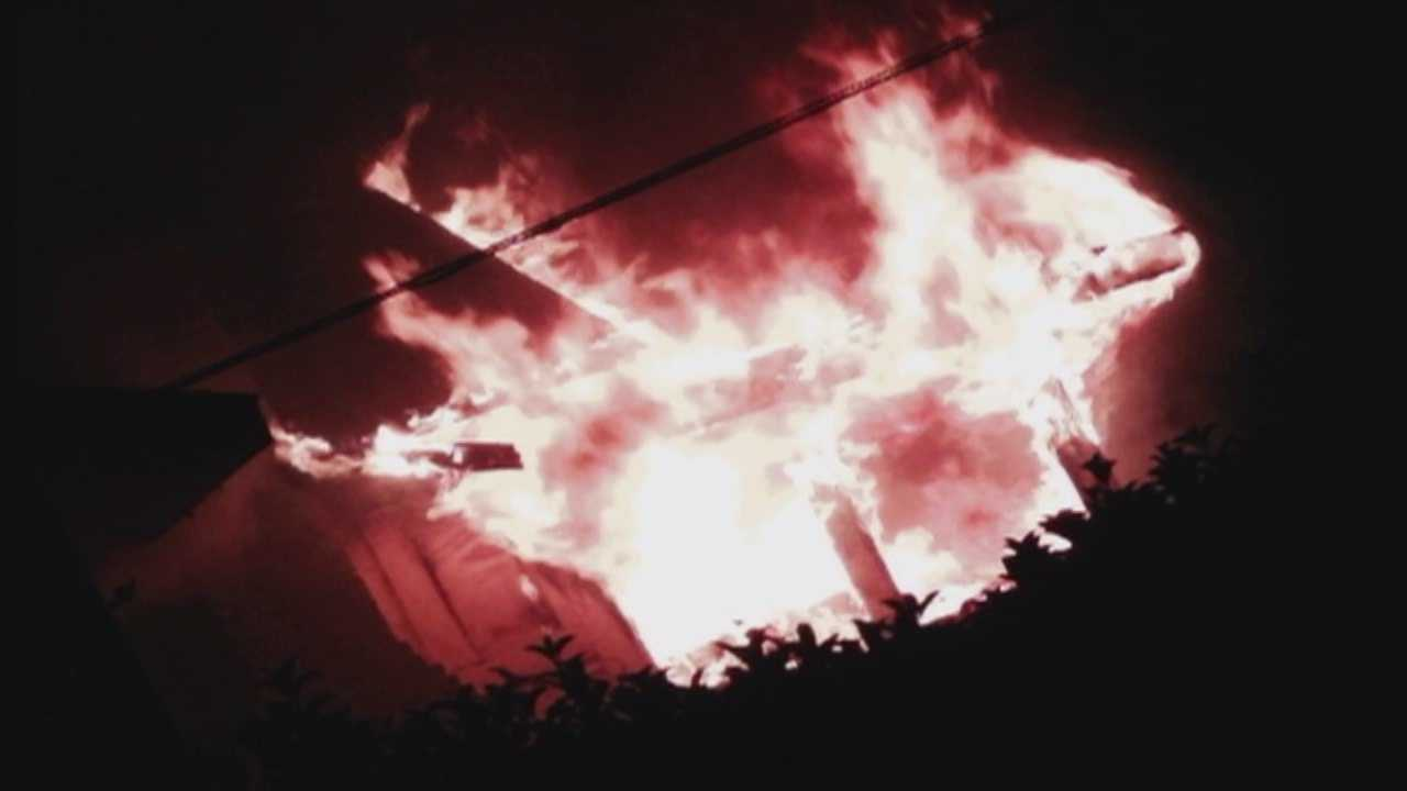 Neighbors are on edge after three house fires erupted overnight at vacant houses in Orlando.