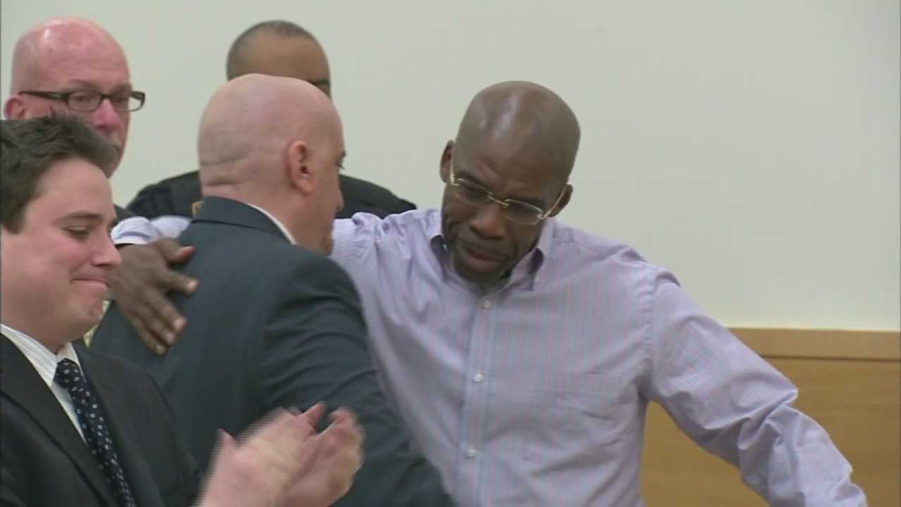 A man is finally free after spending 25 years in prison for a murder he did not commit. Prosecutors said Jonathan Fleming couldn't have committed the crime because he was at Disney World.