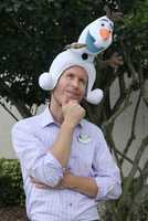 And our favorite, the Olaf hat!