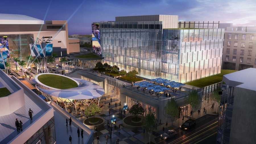 The Orlando City Council approved construction Monday for the Orlando Magic's proposed entertainment complex.