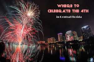 See our list to find out where you can show off your American Pride in Central Florida.