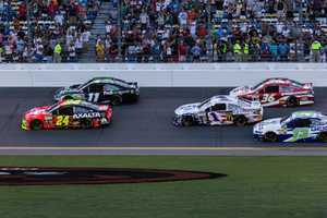 What: Subway Firecracker 250When: July 4 at 7:30 p.m.Where: Daytona International SpeedwayGuests can watch their favorite race car drivers speed through 100 laps (250 miles) before the sky above the racetrack lights up with a fireworks.Tickets start at $30 and kids 12 and under are free.