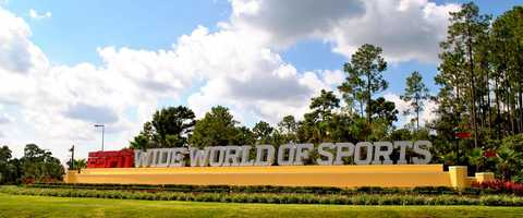 17. Watch an Atlanta Braves Spring Training game at the ESPN Wide World of Sports.TIP: If you travel with a group, you may be eligible for special discounts. See how.