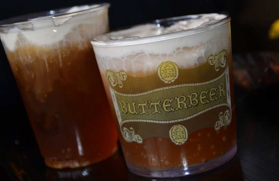45. Visit the Wizarding World of Harry Potter for a cool glass of Butterbeer.TIP: Beginning on July 8, you can visit Florean Fortescue's Ice Cream Parlour on Diagon Alley for Butterbeer icecream.