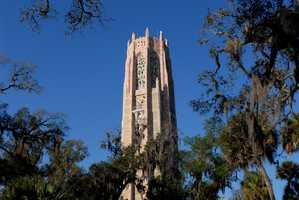 19. Bok Tower Gardens has several attractions, including the River of Stone, the Pinewood Estate Gardens, Exedra & Sunset Overlook, Endangered Plant Garden, Reflections Pool and more. Guests can go to the Singing Tower for carillon concerts. There's also a museum with exhibits telling the story of the life of Edward W. Bok's life and influence. Be sure to grab lunch or a snack from Blue Palmetto Cafe. You can choose from a variety of signature salads, soups, sandwiches and wraps. Admission: $12 for adults and $3 for children ages 5-12. 1151 Tower Blvd., Lake Wales, Fla.  33853