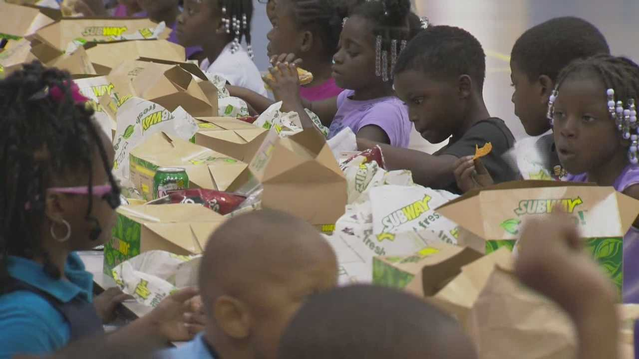 A July sandwich promotion put on by local Subways will help Second Harvest Food Bank provide midday meals for kids in the Central Florida area.