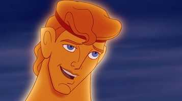 Hercules in the 1997 animated movie.