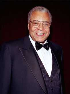 James Earl Jones voices Mufasa from the movie the Lion King.