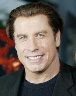 John Travolta voices Bolt's character.