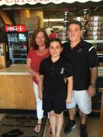 Marco, Pam and Gianna DiIorio