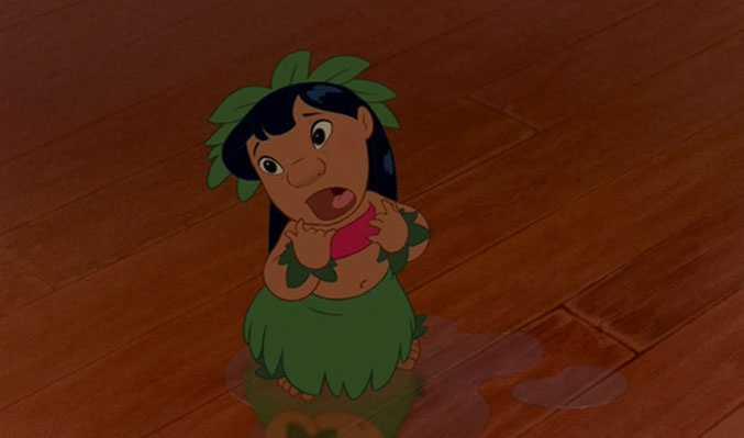 Lilo from the movie Lilo and Stitch