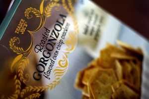 The prices for different types of crackers were compared to competitors and Trader Joe's was the best deal for three different types. The savor crackers were at least $1 less that compared stores.