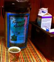Organic French roast coffee was rated a best buy at Trader Joe's. You can get a 13-ounce canister of this coffee for $2 less than competing stores.