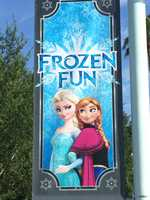 "See photos from Disney's new ""Frozen Summer Fun"" event. It kicked off July 5 and goes through September 28. Don't miss your chance to be immersed in the story that has become Disney's top animated film in history."