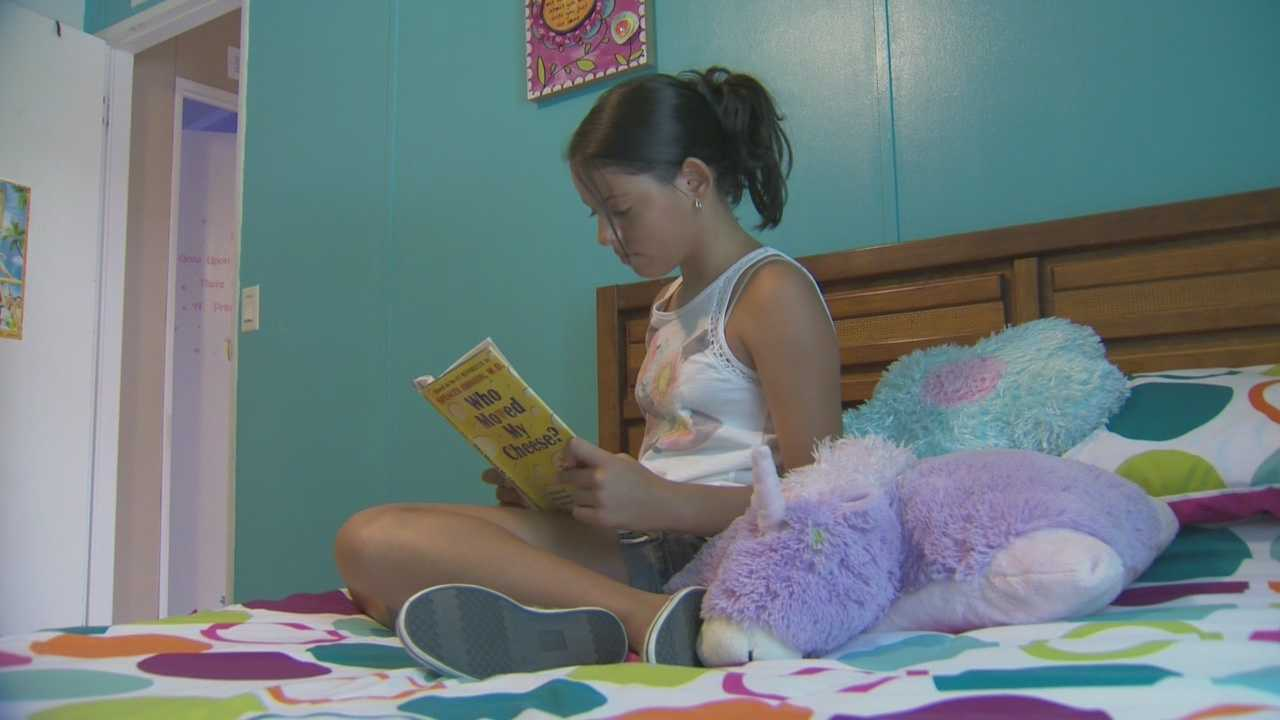 Seminole girl only Fla. elementary student to earn perfect FCAT score