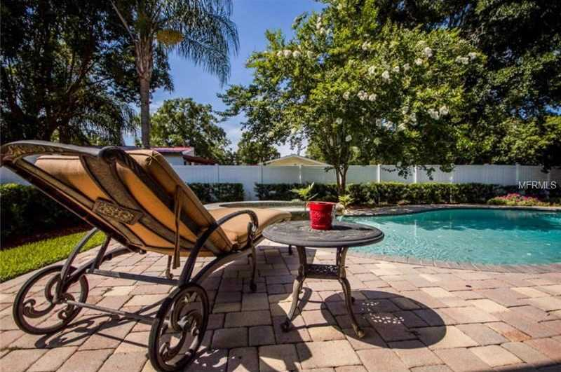 This Winter Park home is perfect for entertaining-- indoors and outdoors.