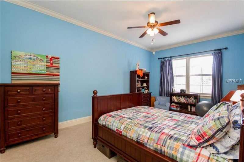 Second floor guest bedroom.