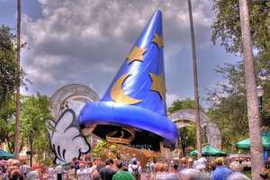 5. Disney's Hollywood Studios -- Orlando, Fla.