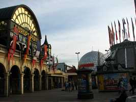 2. Europa-Park -- Rust, Germany