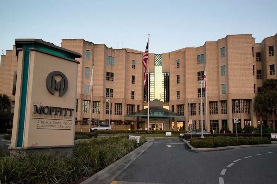 6. Moffitt Cancer Center in Tampa