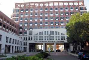 11. St. Vincent's Medical Center in Jacksonville