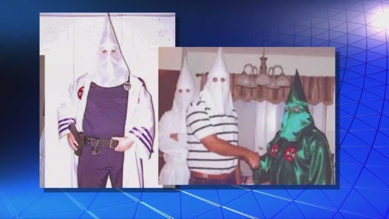 Criminal cases dropped in KKK officer controversy