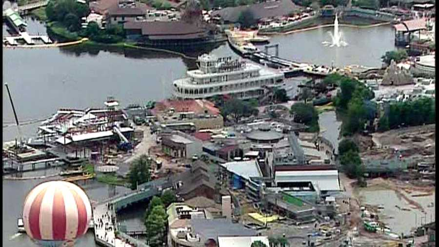 Disney Springs will focus on giving the area a small-town feel.