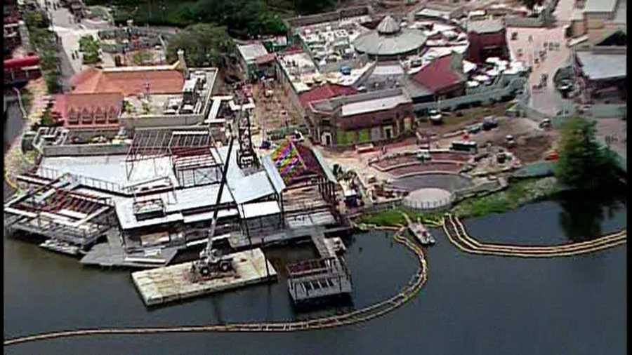 The expansion will be the largest in the 30-year history of Downtown Disney.