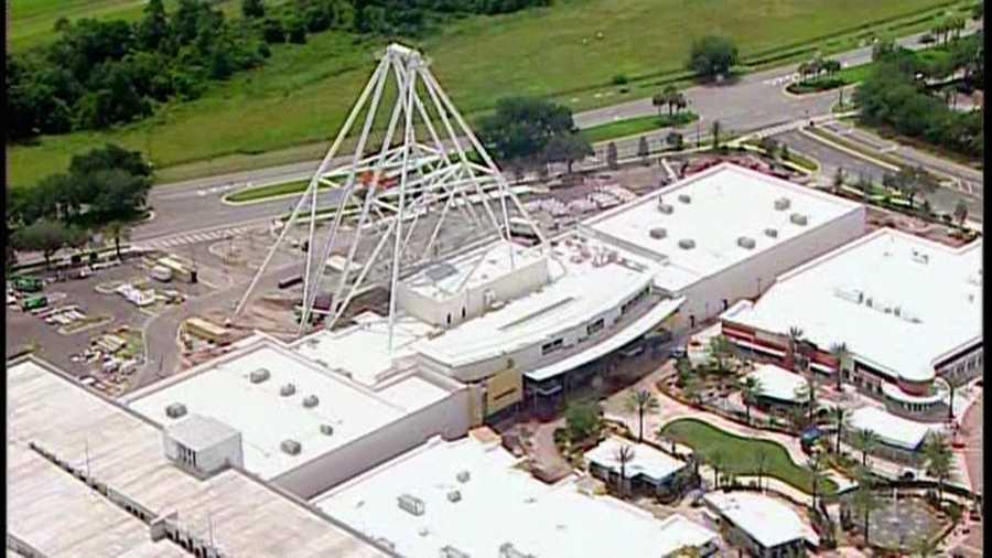 Madam Tussauds wax museum and SeaLife Aquarium will also be part of the complex.