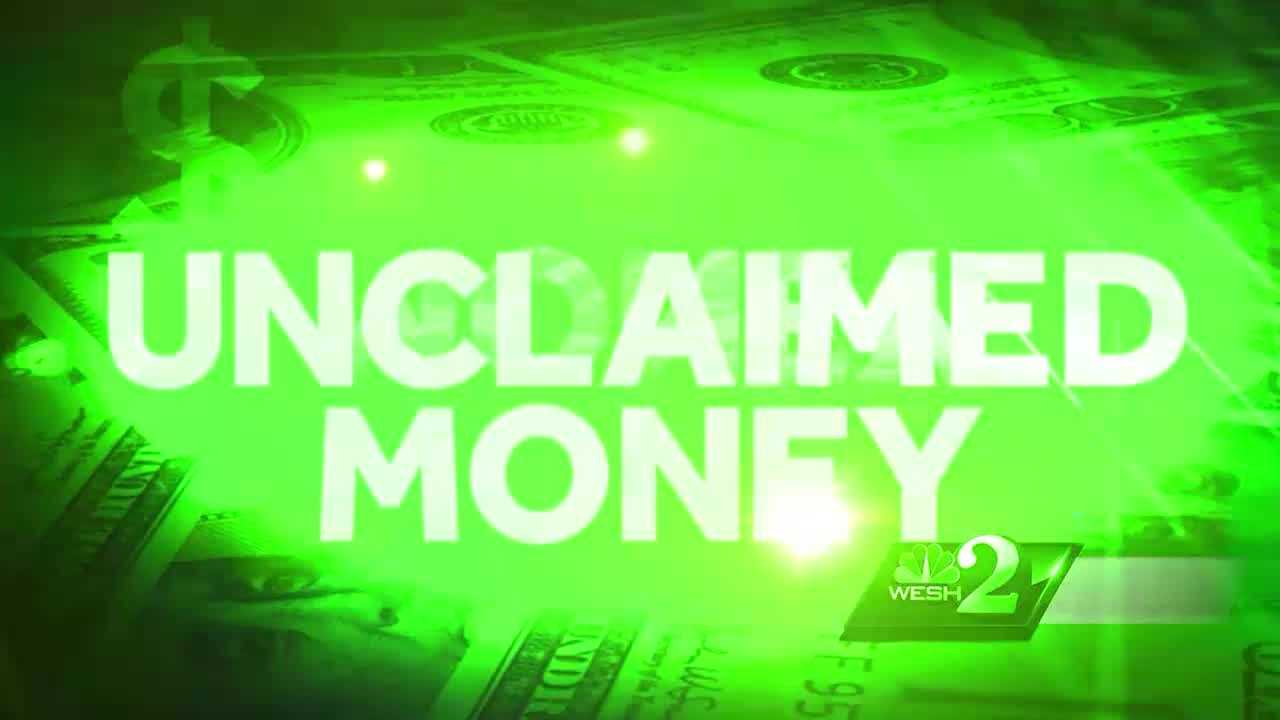 Huge stacks of cash are waiting to be claimed. We'll show you how to get your hands on it on WESH 2 News Tuesday at 6.