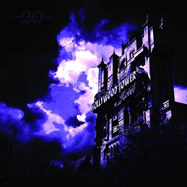 18.Measuring 199 feet tall, Tower of Terror is one of the tallest attractions at Walt Disney World Resort.