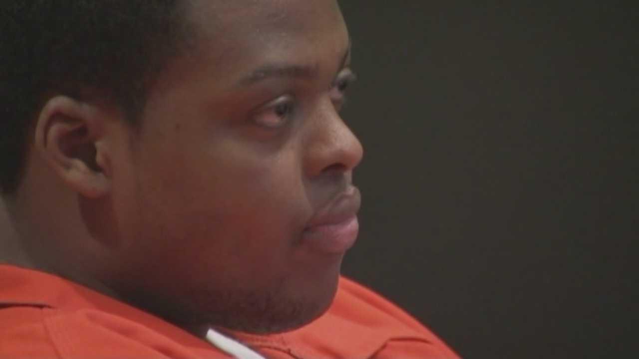 Murder suspect found competent to stand trial