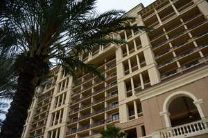 The Four Seasons Resort has 444 rooms that will offer the largest square footage in Orlando